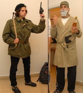 תחפושת צ'ה גווארה תחפושת פידל קסטרו