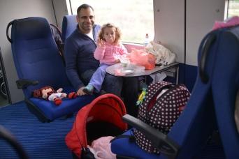 כיף ברכבת