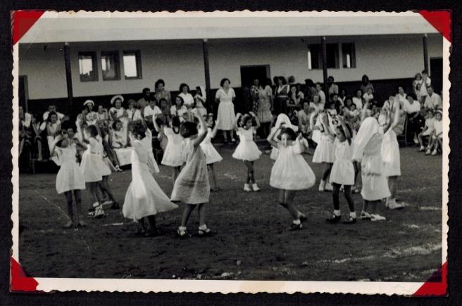 חג שבועות כרכור 1951