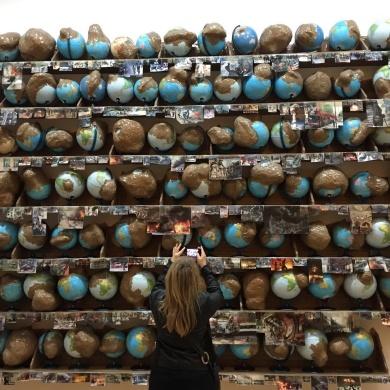 במוזיאון פומפידו