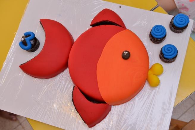 עוגת דג