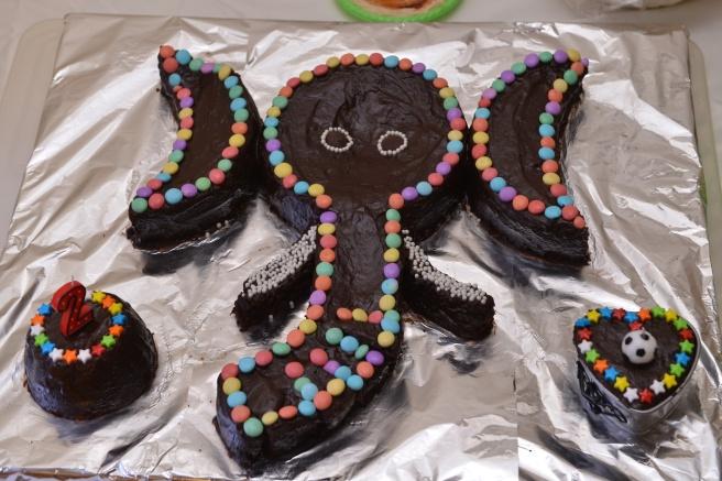 עוגת ראש פיל