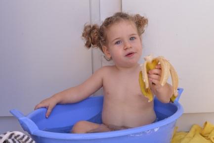 בננה עם בננה