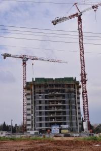 הבניין בפברואר 2015
