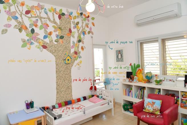 חדר של הבננות