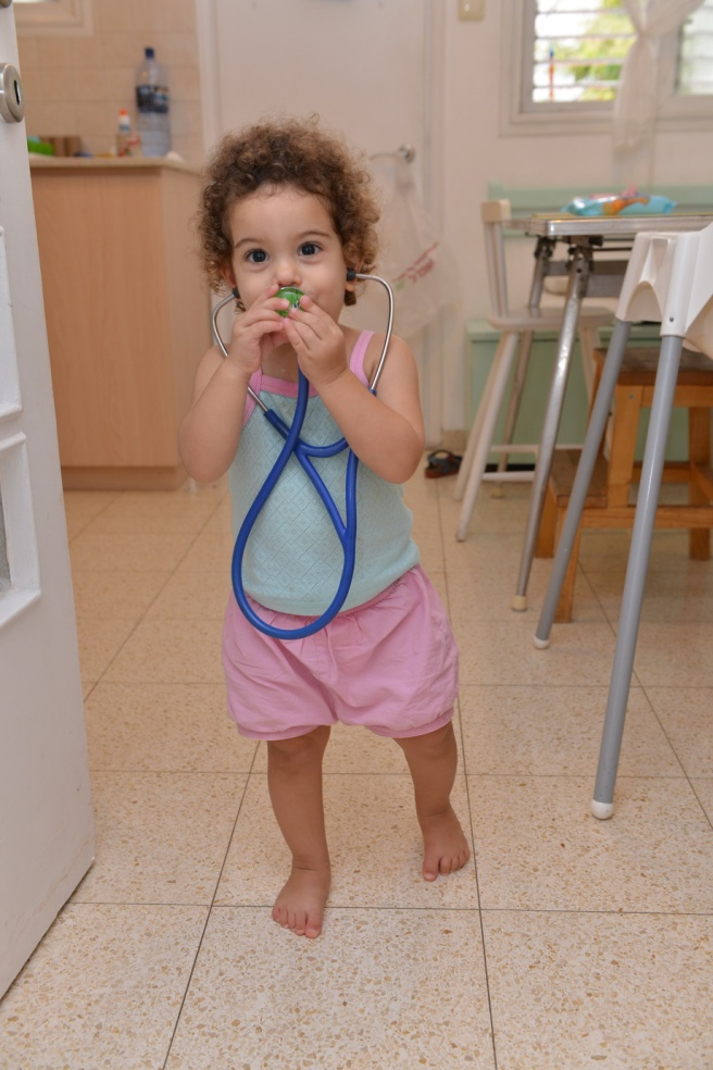 בת של רופא