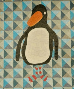 איור פינגווין של ליאת יניב