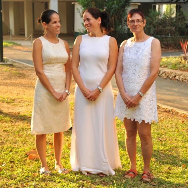 שלוש נשים קרירות