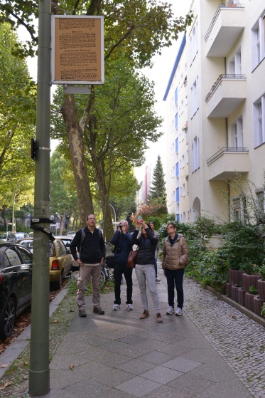 השלטים בבאיישרפלאץ