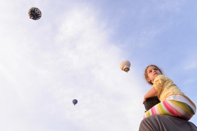 פסטיבל כדורים פורחים