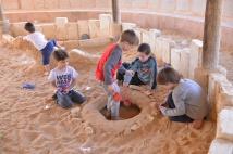 חפירות ארכיאולוגיות בחול