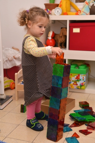 עלמה בת שנתיים+3