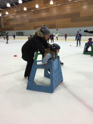 מחליקות על הקרח