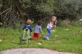 הילדים במנוסה