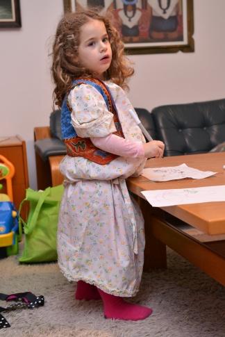 שמלת מלכת אסתר ווסט מטורקיה