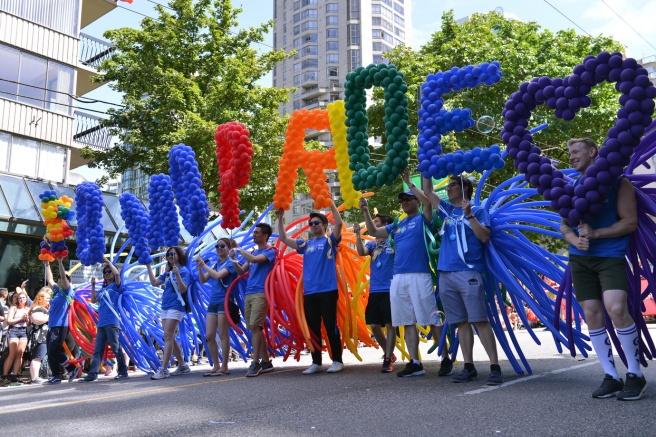 pride Vancouver 2016