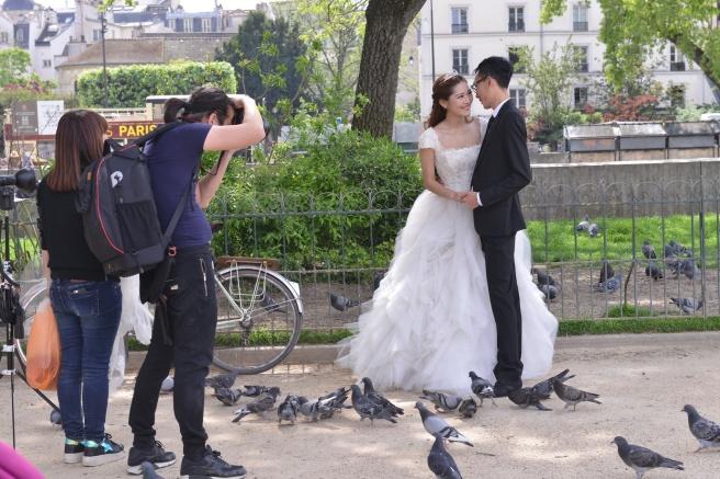 חתונה בפריז צרפת