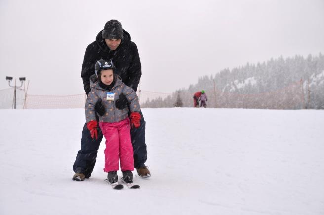סקי על הר סימור