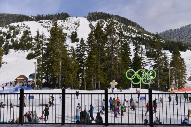 סקי על הר סייפרס