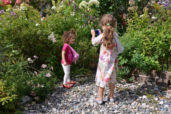 קיץ בגינה