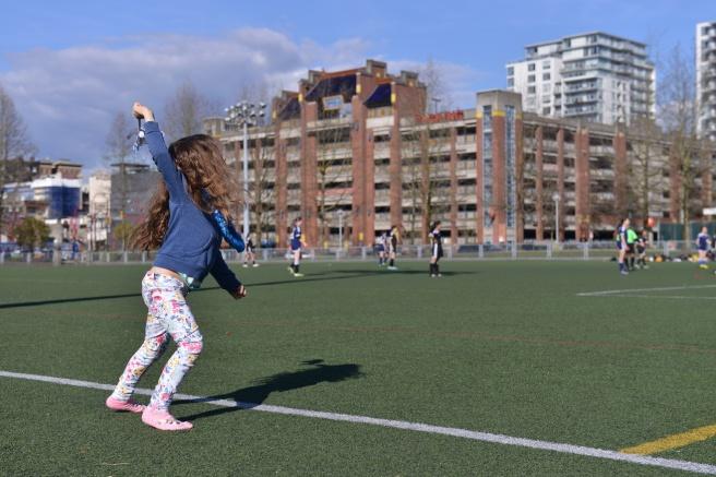 כדורגל בנות