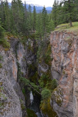 Maligne Canyon 1