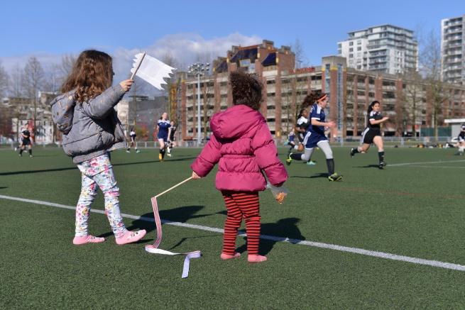 כדורגל בנות צילום גלית לוינסקי