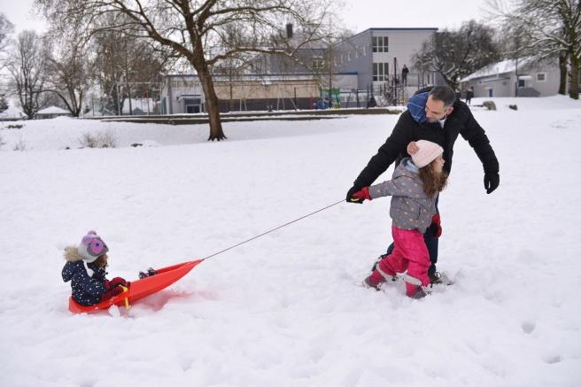 שלג צילום גלית לוינסקי