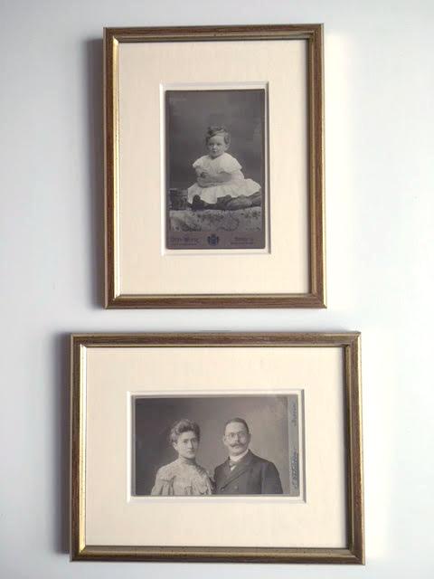 שתי תמונות עתיקות