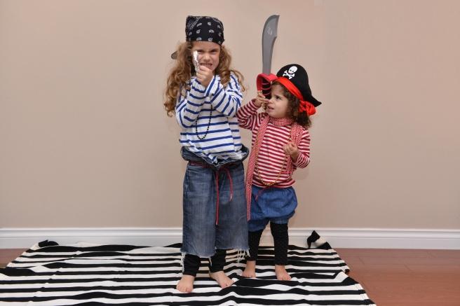 ילדות פיראט צילום גלית לוינסקי