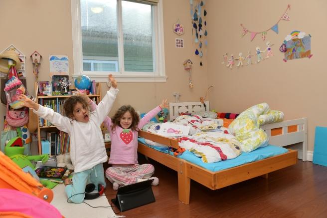 חדר של בנות צילום גלית לוינסקי