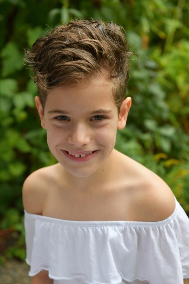 עלמה בת 8 גלית לוינסקי