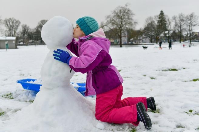 snow Galit Lewinski