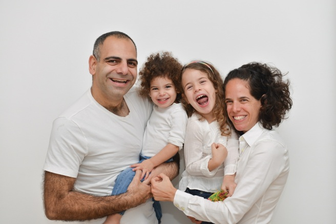 תמונה משפחתית גלית לוינסקי